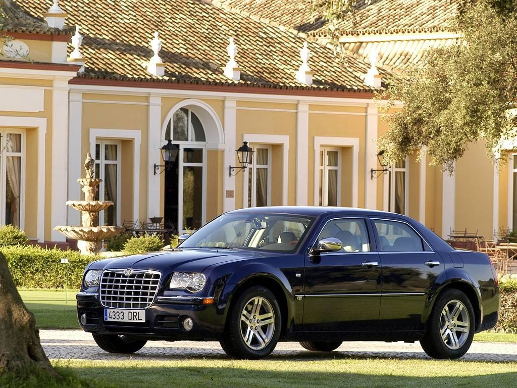 Ремонт Chrysler 300C