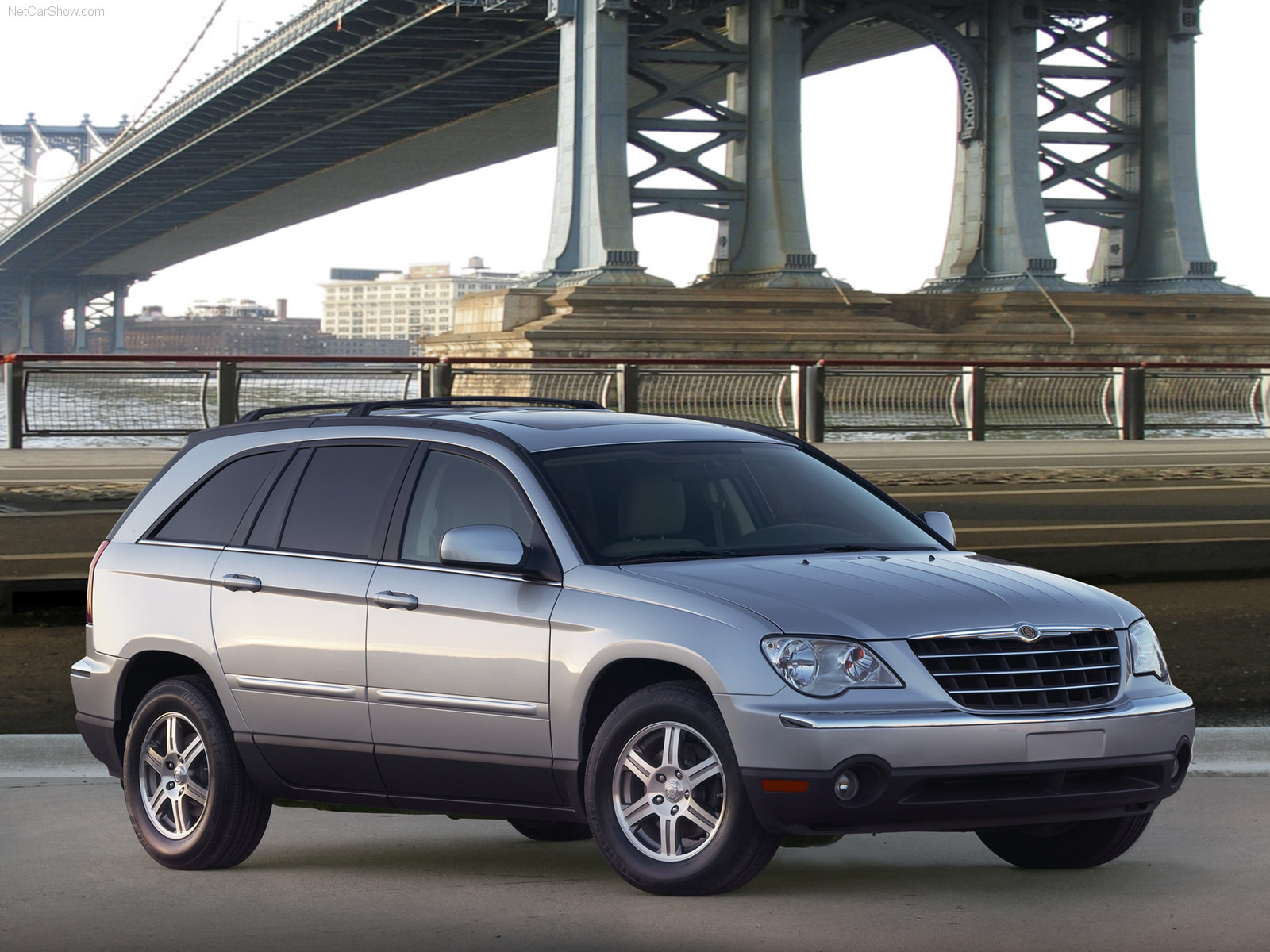 Ремонт Chrysler Pacifica